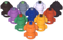 TurboDrop Spray Nozzles: Low Drift TurboDrop Ceramics