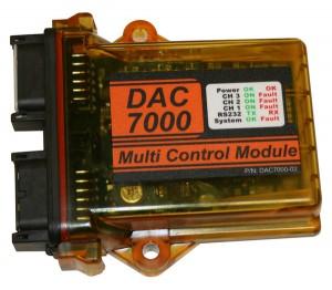 DAC 7000 Multi Control Module