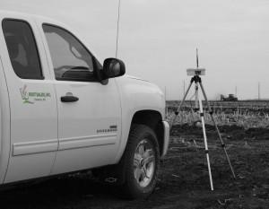 Tiling Equipment in field
