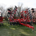 Wil-Rich Tillage: 657 DCR chisel plow on lot